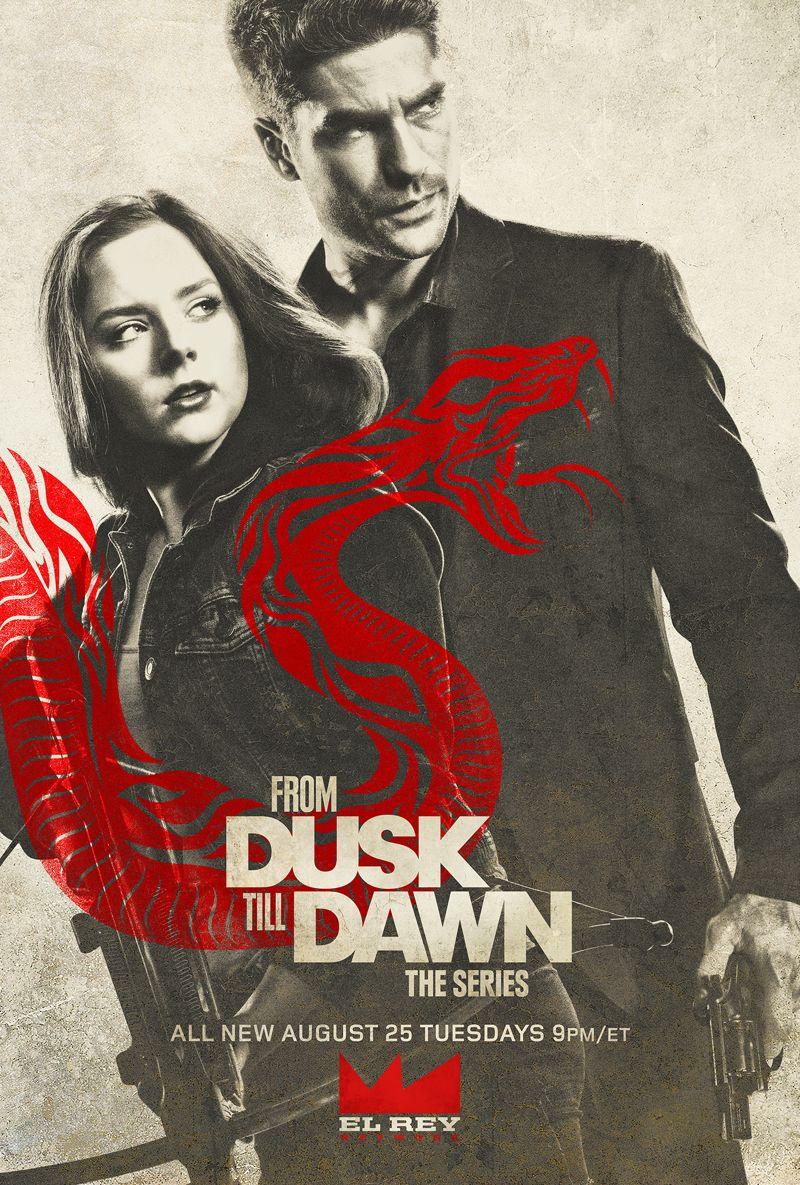 From Dusk Till Dawn El Rey Season 2 Poster