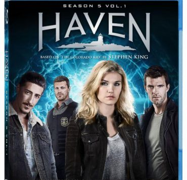 HAVEN Season 5 Volume 1 Bluray