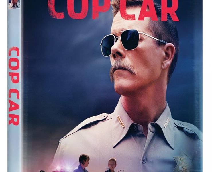 Cop Car Bluray Cover