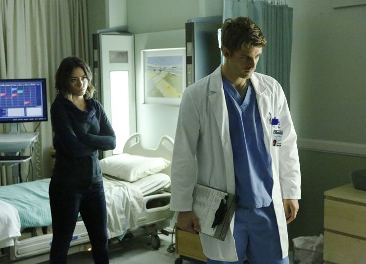 "MARVEL'S AGENTS OF S.H.I.E.L.D. - ""Laws of Nature"" - ""Marvel's Agents of S.H.I.E.L.D."" (ABC/Kelsey McNeal)"