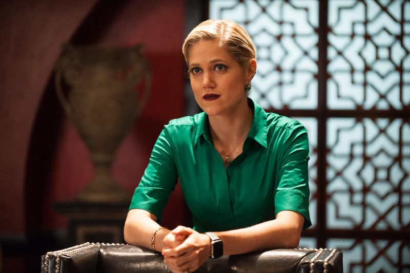 """THE PLAYER -- """"Ante Up"""" Episode 101-- Pictured: Charity Wakefield as Charity -- (Photo by: Colleen Hayes/NBC)"""