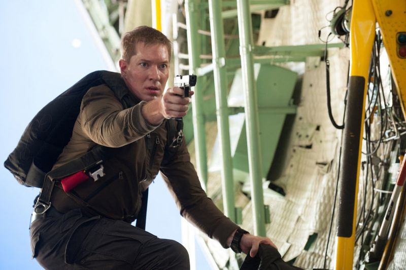 """THE PLAYER -- """"Ante Up"""" Episode 101 -- Pictured: Joseph Sikora as McCall -- (Photo by: Colleen Hayes/NBC)"""