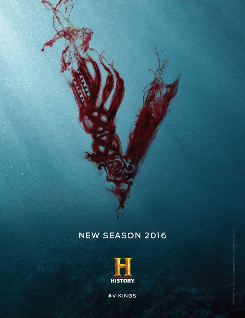 Vikings Season 4 Poster