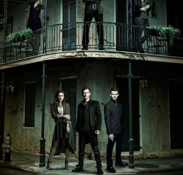 THE ORIGINALS Season 3 Poster