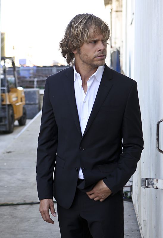 """Driving Miss Diaz"" -- Pictured: Eric Christian Olsen (LAPD Liaison Marty Deeks). The NCIS Los Angeles team investigates a 20-year old Peruvian massacre after a well-known fashion model, believed to be one of the survivors, is now a potential target. Also, Kensi goes undercover as the model's assistant and Deeks as her chauffeur, on NCIS: LOS ANGELES, Monday, Oct. 5 (10:00-11:00 PM, ET/PT), on the CBS Television Network. Photo: Monty Brinton/CBS ©2015 CBS Broadcasting, Inc. All Rights Reserved."