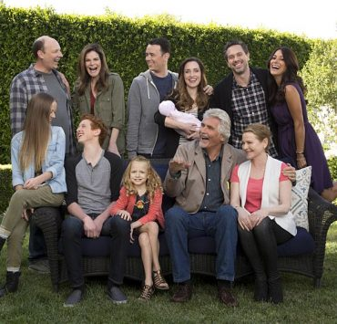 Life In Pieces Cast CBS