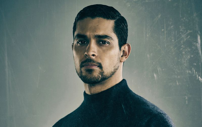 MINORITY REPORT: Wilmer Valderrama as Will Blake. CR: Michael Becker / FOX. © 2015 FOX Broadcasting.