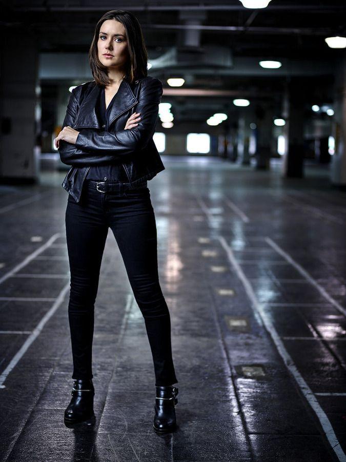 THE BLACKLIST -- Season: 3 -- Pictured: Megan Boone as Elizabeth Keen -- (Photo by: Sandro/NBC)