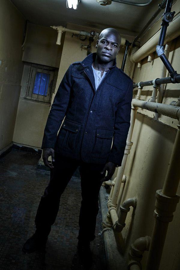 THE BLACKLIST -- Season: 3 -- Pictured: Hisham Tawfiq as Dembe -- (Photo by: Sandro/NBC)