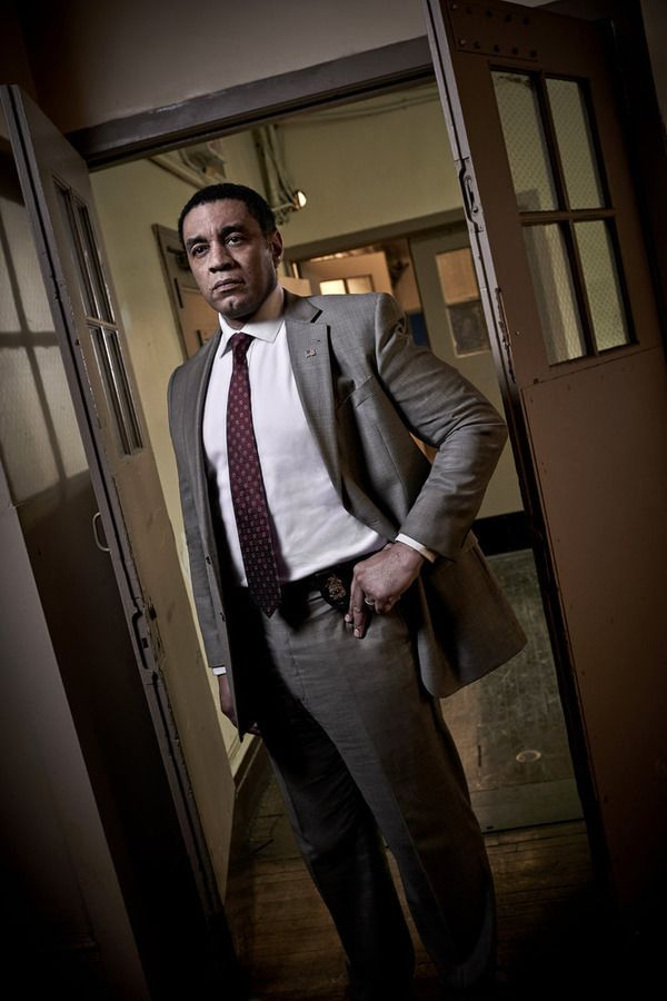 THE BLACKLIST -- Season: 3 -- Pictured: Harry Lennix as Harold Cooper -- (Photo by: Sandro/NBC)