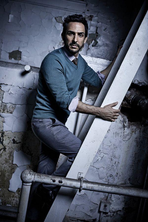 THE BLACKLIST -- Season: 3 -- Pictured: Amir Arison as Aram Mojtabai -- (Photo by: Sandro/NBC)