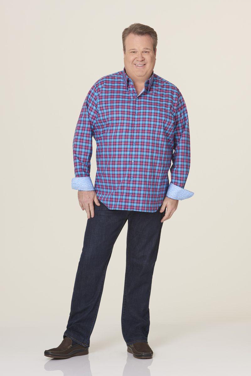 "MODERN FAMILY - ABC's ""Modern Family"" stars Eric Stonestreet as Cameron Tucker. (ABC/Bob D'Amico)"