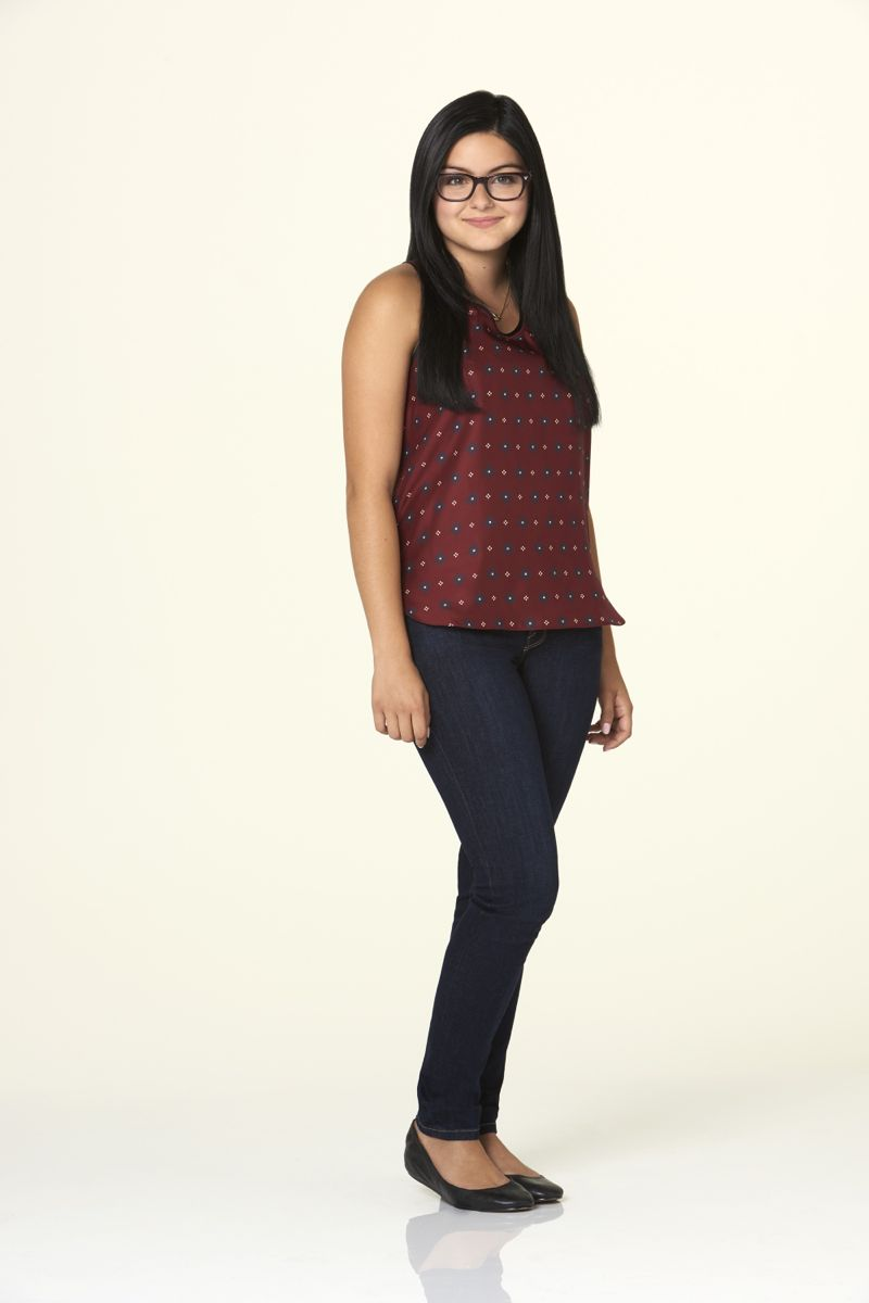 "MODERN FAMILY - ABC's ""Modern Family"" stars Ariel Winter as Alex Dunphy. (ABC/Bob D'Amico)"