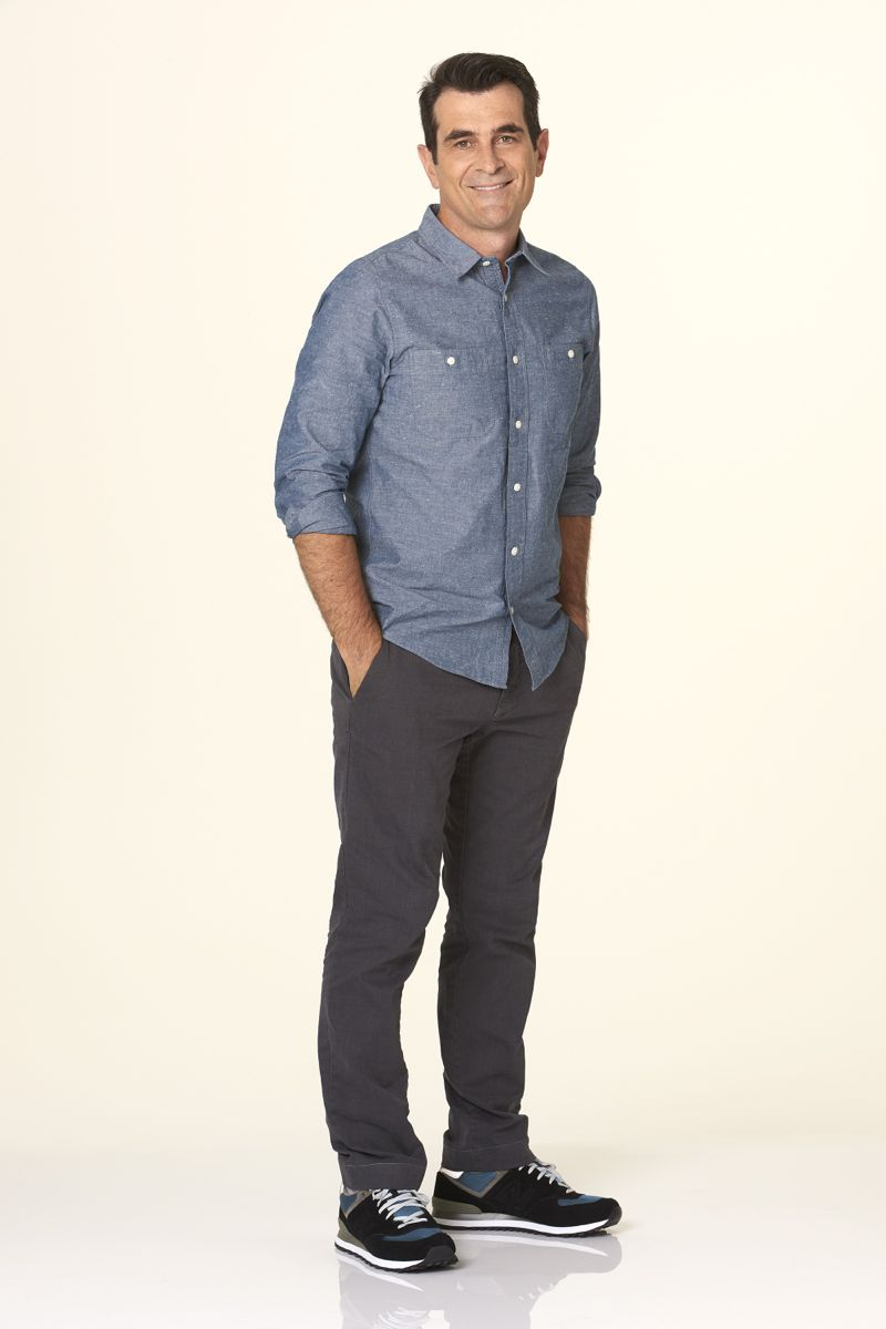 "MODERN FAMILY - ABC's ""Modern Family"" stars Ty Burrell as Phil Dunphy. (ABC/Bob D'Amico)"