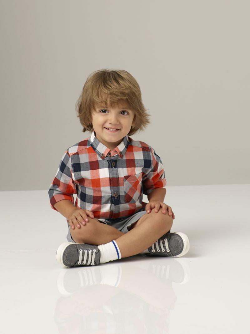 "MODERN FAMILY - ABC's ""Modern Family"" stars Jeremy Maguire as Joe Pritchett. (ABC/Bob D'Amico)"