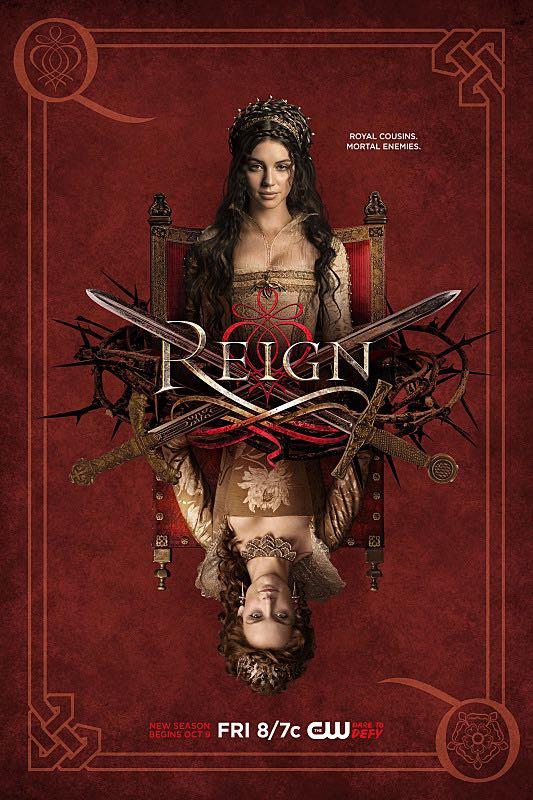 Reign Season 3 Poster