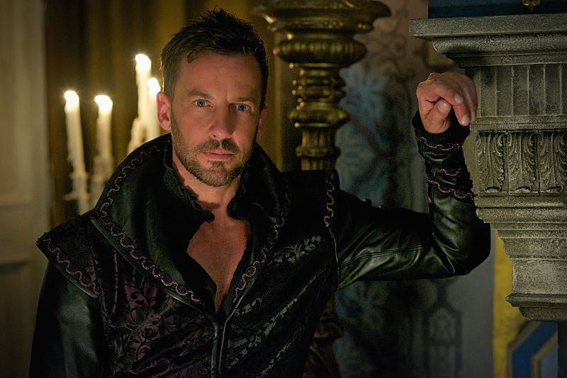 "Reign -- ""Three Queens, Two Tigers"" -- Image Number: RE301a_0186.jpg -- Pictured: Craig Parker as Lord Narcisse -- Photo: Sven Frenzel/The CW -- © 2015 The CW Network, LLC. All rights reserved."