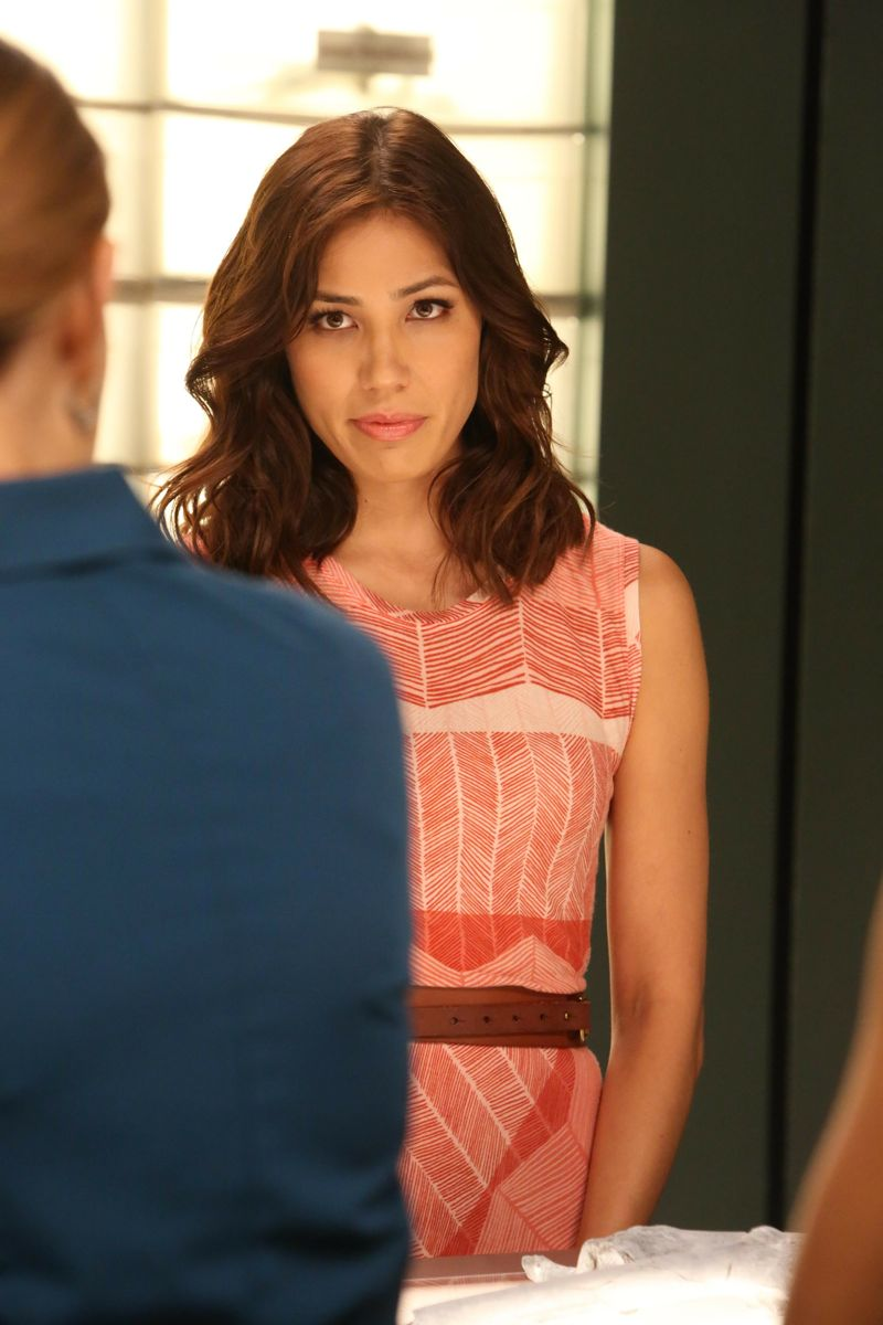 "BONES:  Michaela Conlin in the ""The Loyalty in the Lie"" season premiere of BONES airing Thursday, Oct. 1 (8:00-9:00 PM ET/PT) on FOX.  ©2015 Fox Broadcasting Co.  Cr:  Patrick McElhenney/FOX"