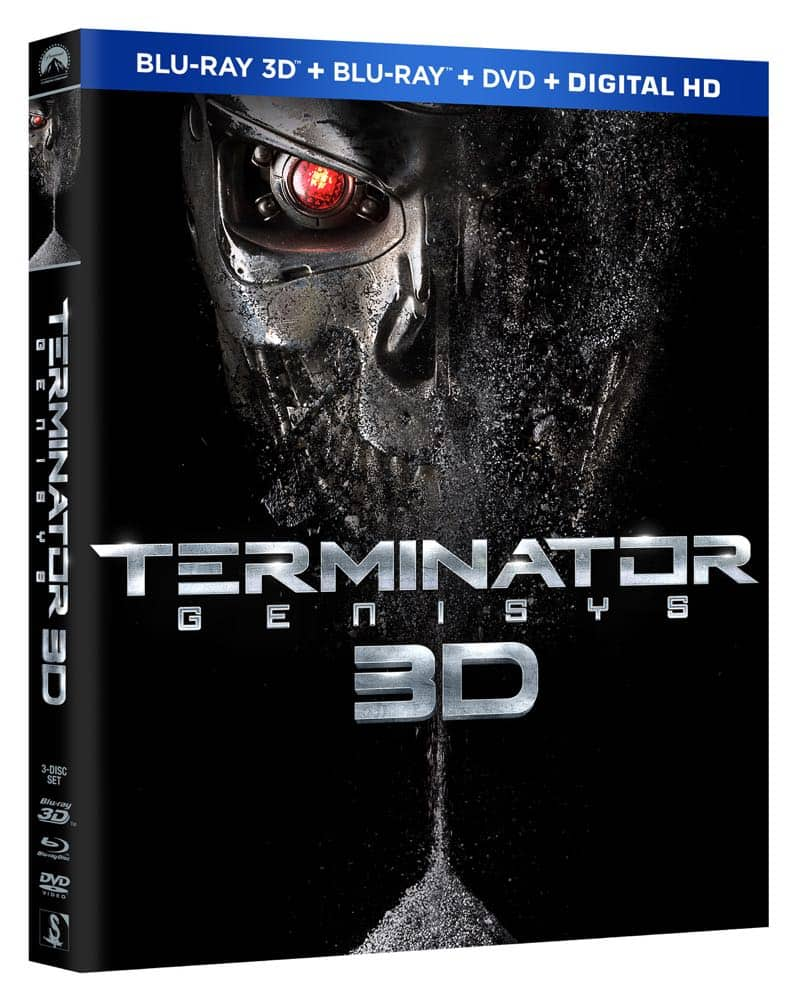 TERMINATOR GENISYS BLURAY COVER 3D