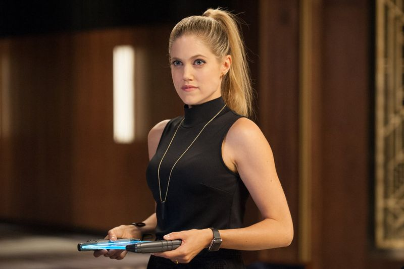 "THE PLAYER -- ""A House Is Not A Home"" Episode 106 -- Pictured: Charity Wakefield as Cassandra -- (Photo by: Colleen Hayes/NBC)"