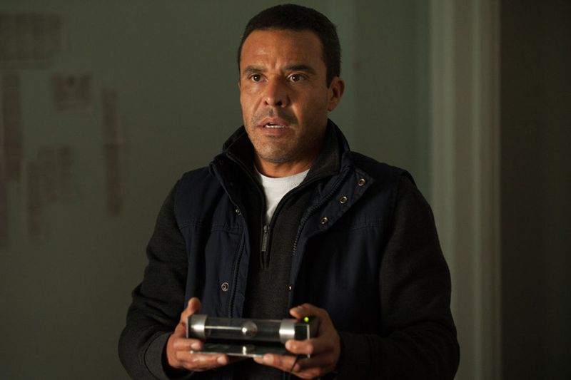"THE PLAYER -- ""A House is Not a Home"" Episode 106 -- Pictured: Michael Irby as Javier Cruz -- (Photo by: Colleen Hayes/NBC)"