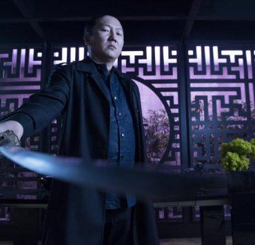 "HEROES REBORN -- ""June 13th - Part One"" Episode 107 Masi Oka as Hiro Nakamura -- (Photo by: Christos Kalohoridis/NBC)"