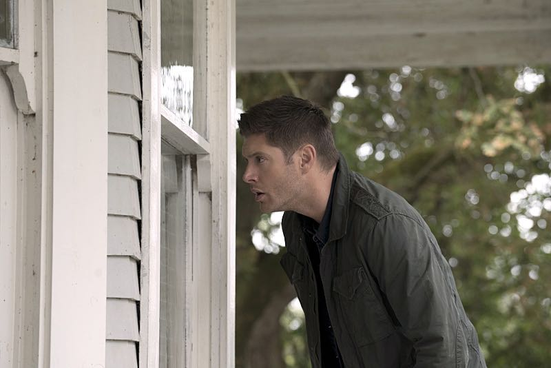 "Supernatural -- ""Thin Lizzie"" -- Image SN1105b_0041 -- Pictured: Jensen Ackles as Dean -- Photo: Katie Yu/The CW -- © 2015 The CW Network, LLC. All Rights Reserved."