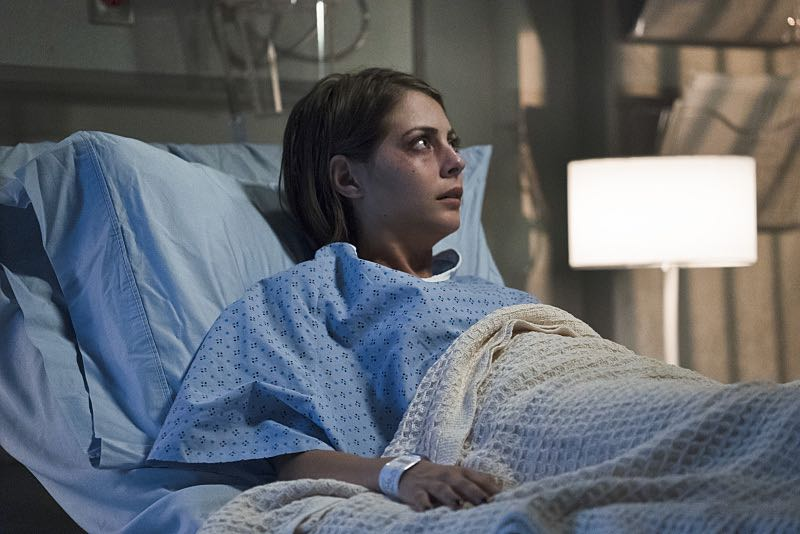 "Arrow -- ""Haunted"" -- Image AR404A_0166b.jpg -- Pictured: Willa Holland as Thea Queen -- Photo: Katie Yu/ The CW -- © 2015 The CW Network, LLC. All Rights Reserved."