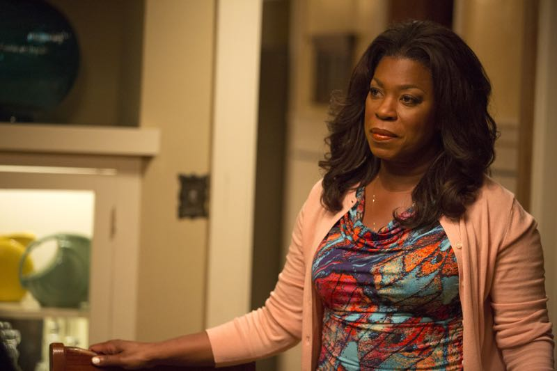 "ROSEWOOD: Lorraine Toussaint in the ""Policies and Ponies"" episode of ROSEWOOD airing Wednesday, Nov. 4 (8:00-9:00 PM ET/PT) on FOX. ©2015 Fox Broadcasting Co. Cr: John P. Fleenor/FOX."