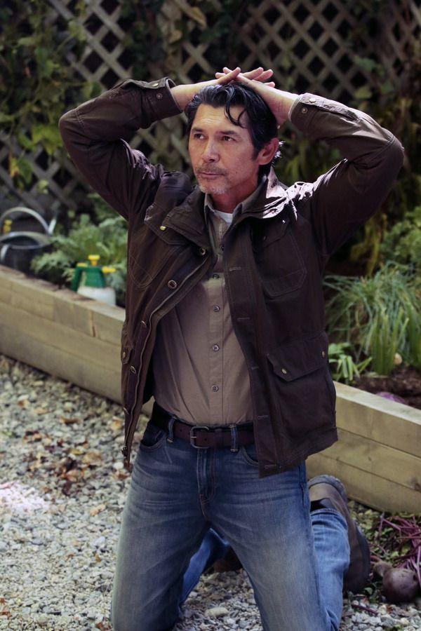 "BLINDSPOT -- ""Sent on Tour"" Episode 107 -- Pictured: Lou Diamond Phillips as Saul Guerrero -- (Photo by: Giovanni Rufino/NBC)"