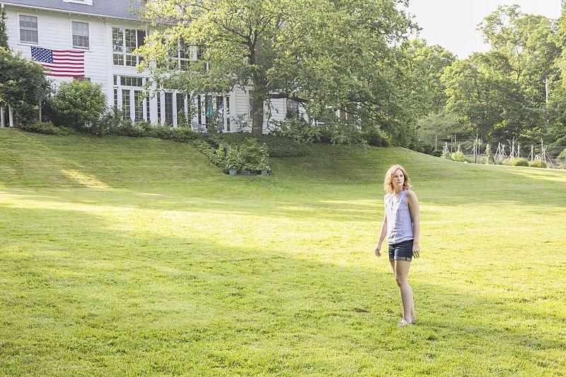 Ruth WIlson as Alison in The Affair (season 2, episode 5). - Photo: Mark Schafer/SHOWTIME - Photo ID: TheAffair_205_2589
