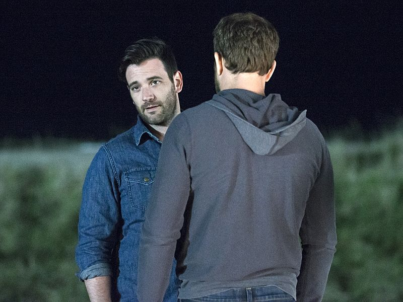 Colin Donnell as Scotty and Joshua Jackson as Cole in The Affair (season 2, episode 5). - Photo: Mark Schafer/SHOWTIME - Photo ID: TheAffair_205_1009