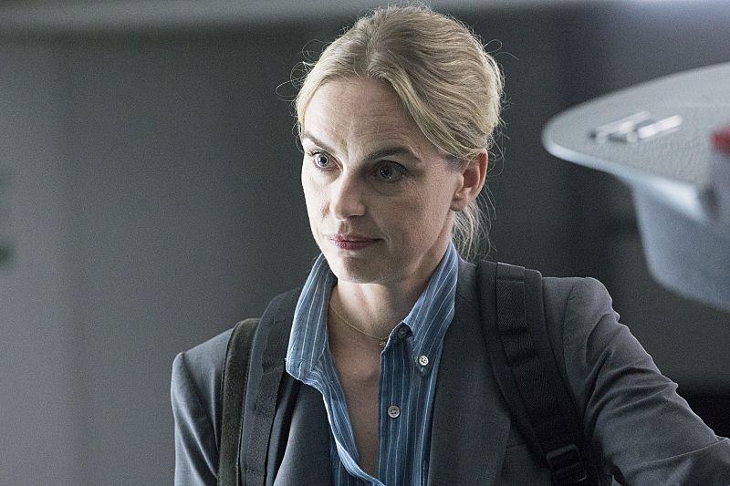 Nina Hoss as Astrid in Homeland (Season 5, Episode 5). - Photo: Stephan Rabold/SHOWTIME - Photo ID: Homeland_505_2539.R