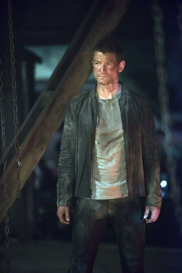 "THE PLAYER -- ""The Norseman"" Episode 105 -- Pictured: Philip Winchester as Alex -- (Photo by: Brandon Hickman/NBC)"