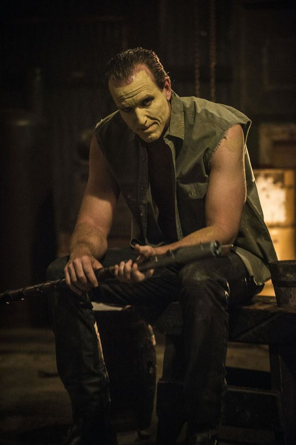 "THE PLAYER -- ""The Norseman"" Episode 105 -- Pictured: Patrick Brennan as Norseman -- (Photo by: Brandon Hickman/NBC)"