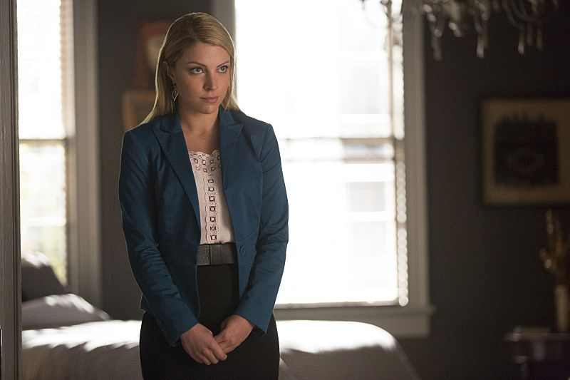 """The Vampire Diaries -- """"I Carry Your Heart With Me"""" -- Image Number: VD704b_0100.jpg -- Pictured: Teressa Liane as Mary Louise -- Photo: Bob Mahoney/The CW -- © 2015 The CW Network, LLC. All rights reserved."""
