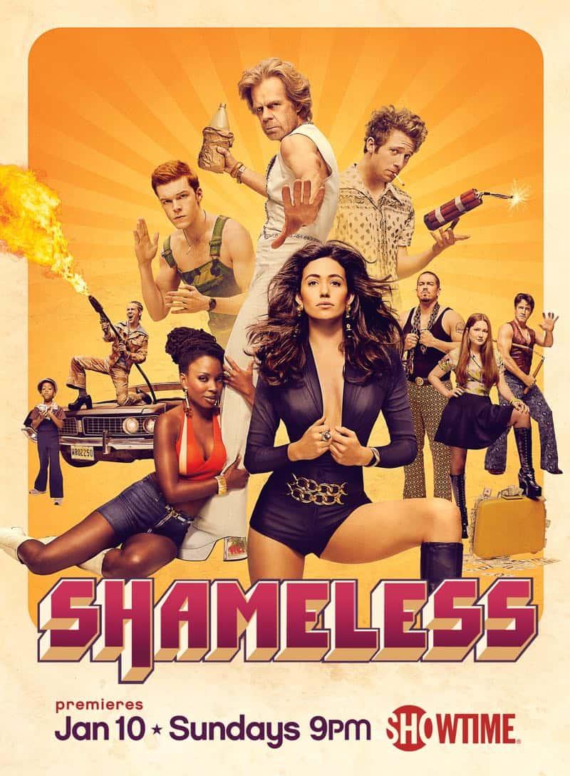 Shameless Season 6 Poster