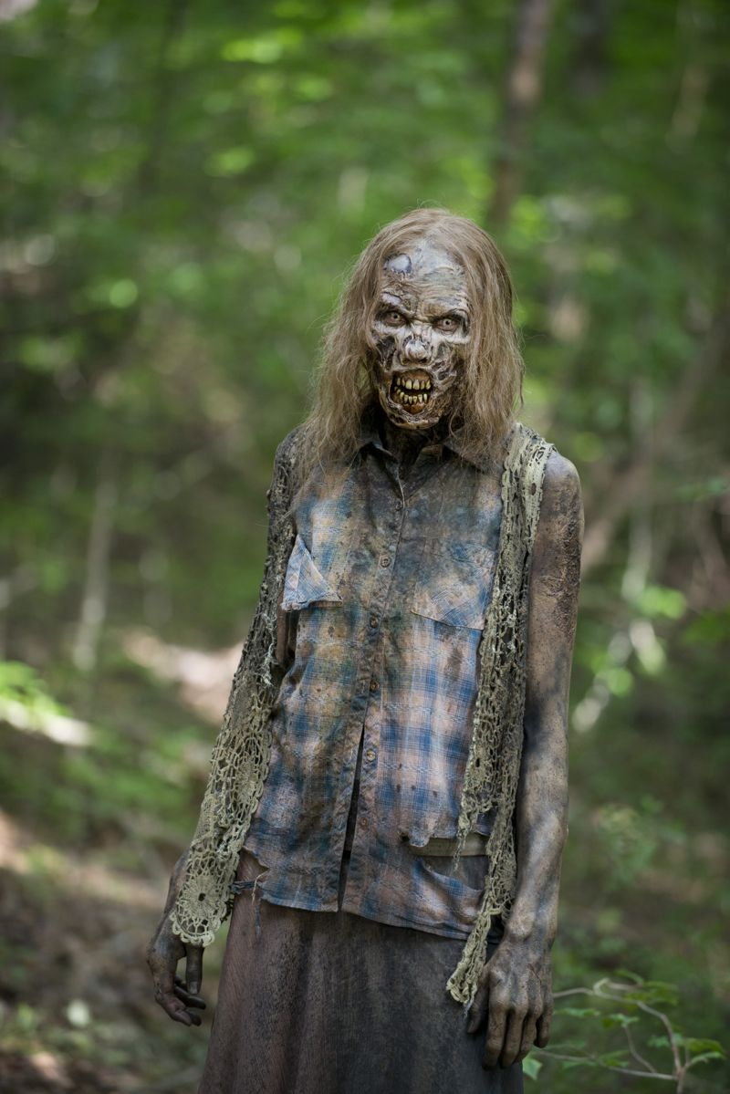 Walkers - The Walking Dead _ Season 6, Episode 3 - Photo Credit: Gene Page/AMC