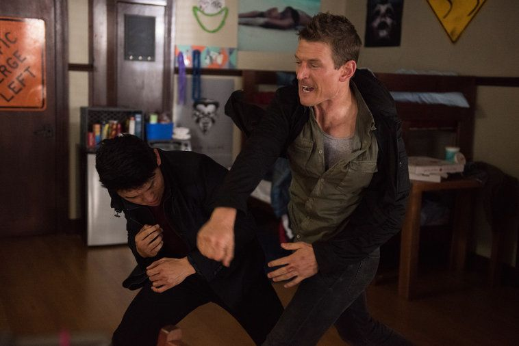 """THE PLAYER -- """"House Rules"""" Episode 104 -- (Photo by: Colleen Hayes/NBC)"""