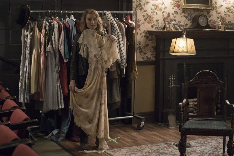"THE BLACKLIST -- ""The Djinn"" Episode 304 -- Pictured: Megan Boone as Liz Keen -- (Photo by: Virginia Sherwood/NBC)"