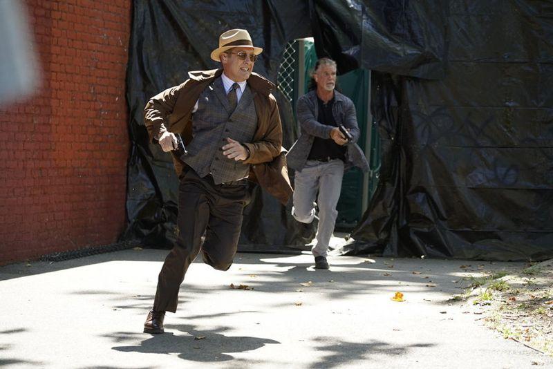 "THE BLACKLIST -- ""The Djinn"" Episode 304 -- Pictured: James Spader as Red Reddington -- (Photo by: Peter Kramer/NBC)"