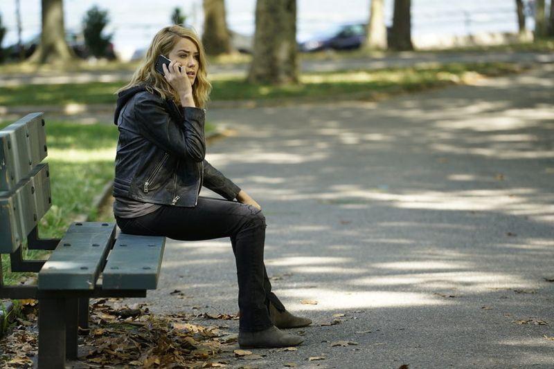 "THE BLACKLIST -- ""The Djinn"" Episode 304 -- Pictured: Megan Boone as Liz Keen -- (Photo by: Peter Kramer/NBC)"