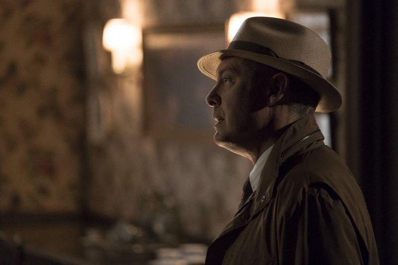 "THE BLACKLIST -- ""The Djinn"" Episode 304 -- Pictured: James Spader as Red Reddington -- (Photo by: Virginia Sherwood/NBC)"