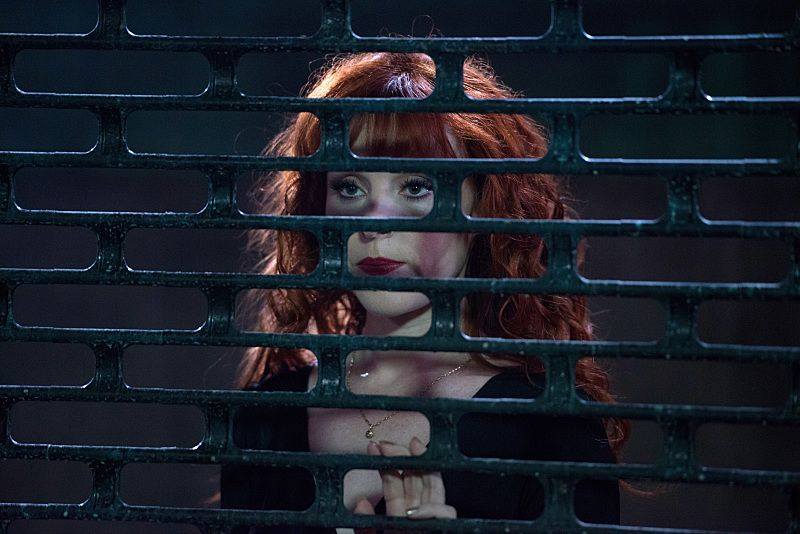 "Supernatural -- ""The Bad Seed"" -- Image SN1101B_0310.jpg -- Pictured: Ruth Connell as Rowena -- Photo: Diyah Pera /The CW -- © 2015 The CW Network, LLC. All Rights Reserved."