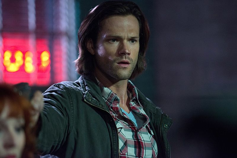 "Supernatural -- ""The Bad Seed"" -- Image SN1101B_0306.jpg -- Pictured: Jared Padalecki as Sam -- Photo: Diyah Pera /The CW -- © 2015 The CW Network, LLC. All Rights Reserved."