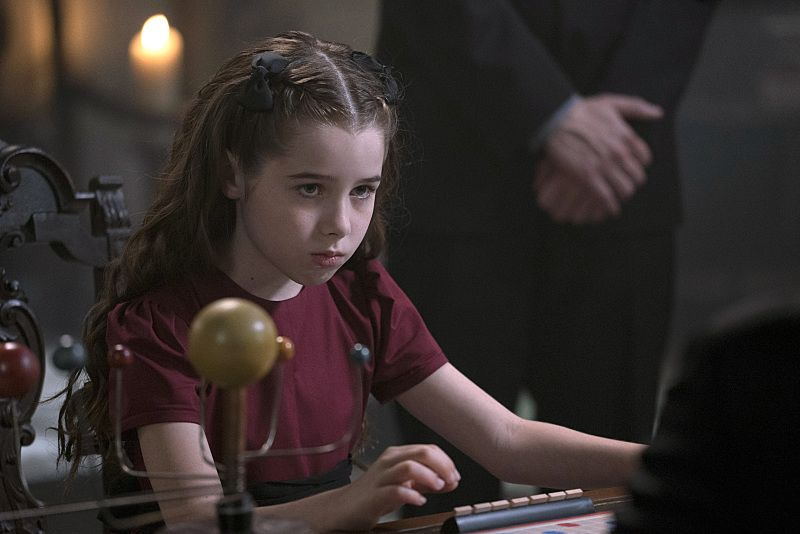 "Supernatural -- ""The Bad Seed"" -- Image SN1101A_0185.jpg -- Pictured: Gracyn Shinyei as Amara -- Photo: Katie Yu /The CW -- © 2015 The CW Network, LLC. All Rights Reserved."