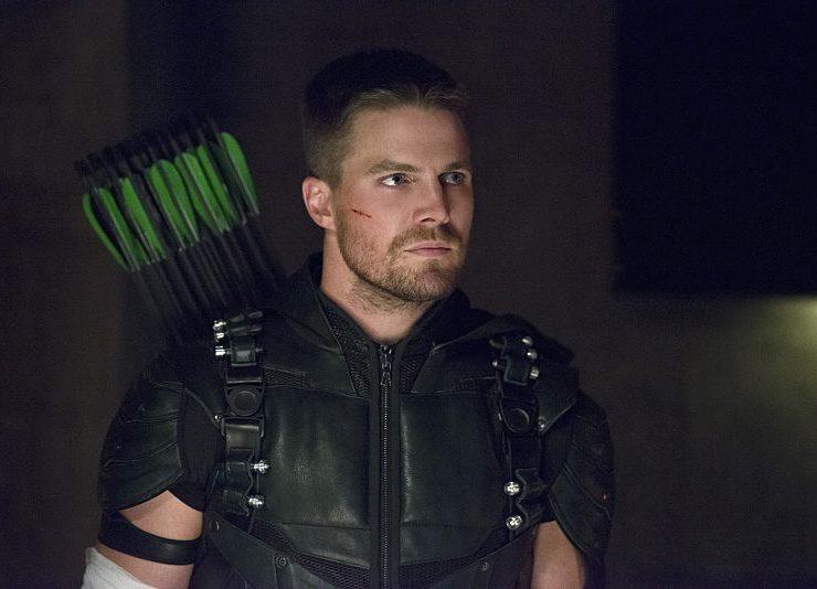 Arrow Season 4 Episode 3 Restoration