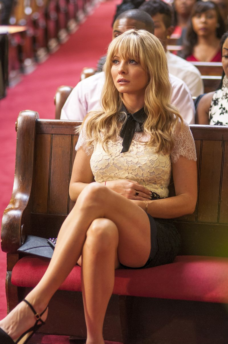 """EMPIRE: Kaitlin Doubleday in the """"Be True"""" episode of EMPIRE airing Wednesday, Oct. 21 (9:00-10:00 PM ET/PT) on FOX. ©2015 Fox Broadcasting Co. Cr: Matt Dinerstein/FOX."""