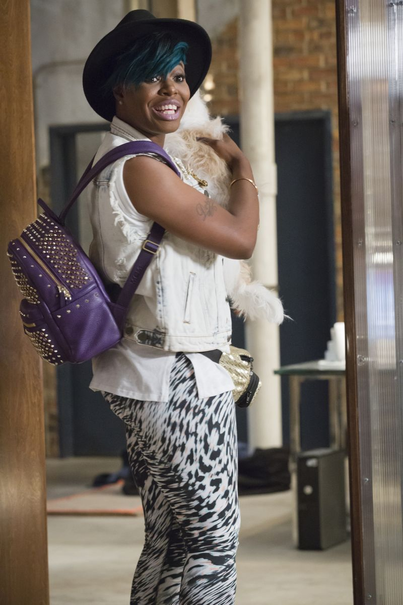 "EMPIRE: Ta'Rhonda Jones in the ""Be True"" episode of EMPIRE airing Wednesday, Oct. 21 (9:00-10:00 PM ET/PT) on FOX. ©2015 Fox Broadcasting Co. Cr: Chuck Hodes/FOX."