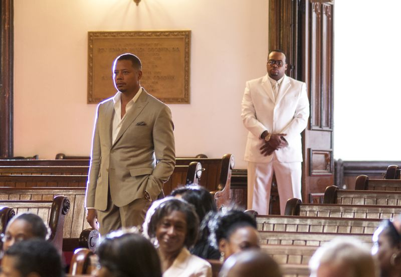 """EMPIRE: Terrence Howard in the """"Be True"""" episode of EMPIRE airing Wednesday, Oct. 21 (9:00-10:00 PM ET/PT) on FOX. ©2015 Fox Broadcasting Co. Cr: Matt Dinerstein/FOX."""